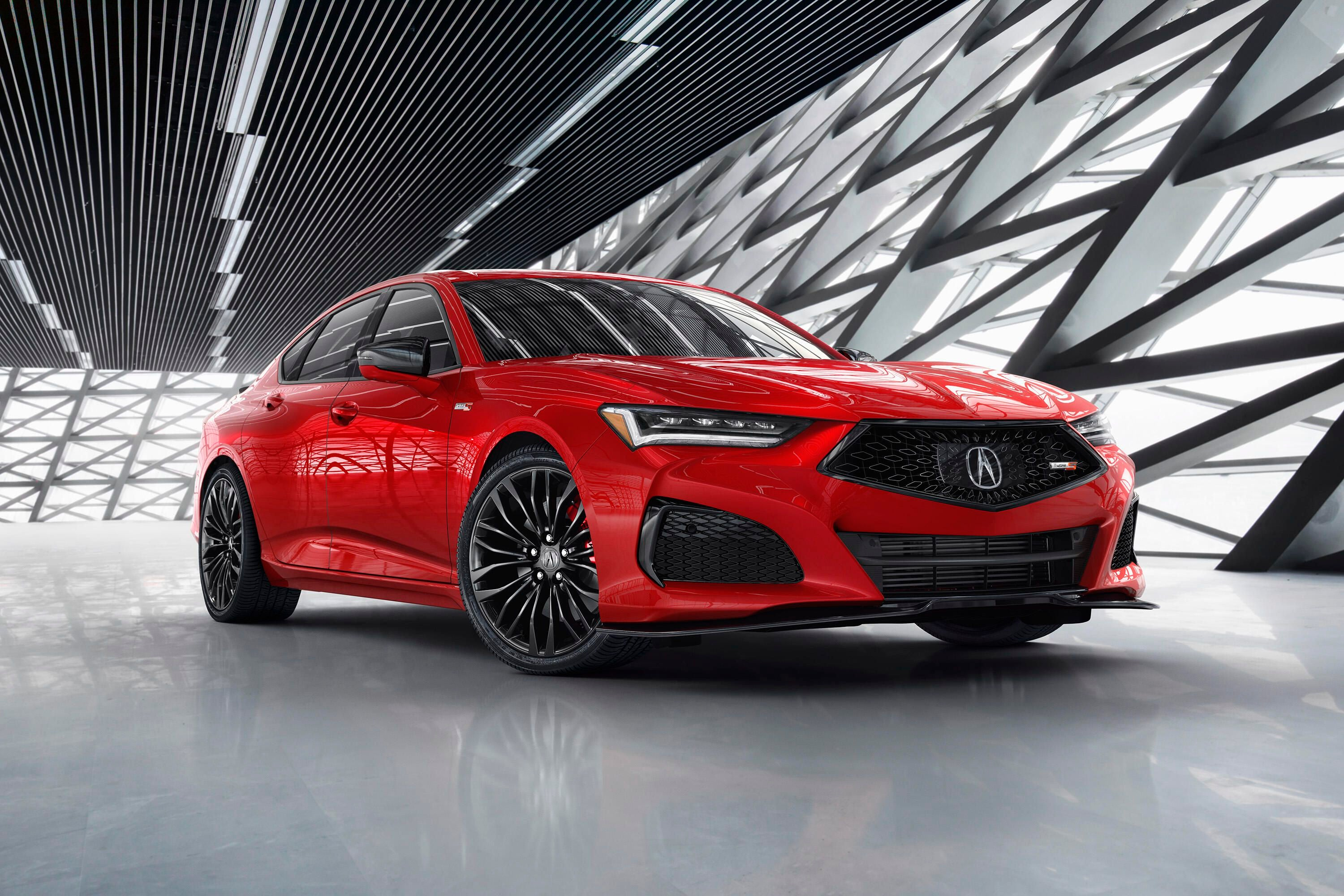 2020 Acura Tl Type S Overview