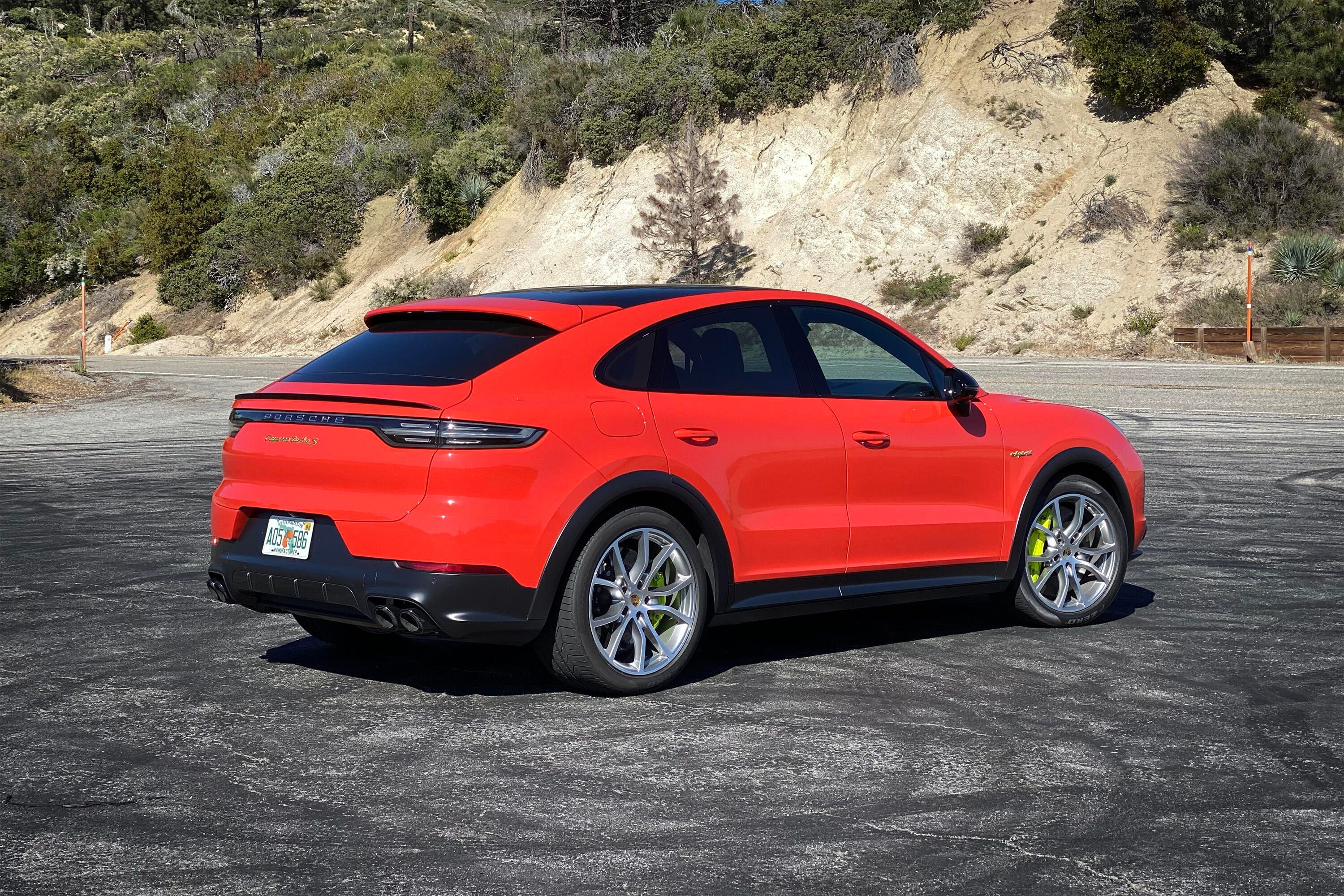 2020 Porsche Cayenne Turbo S E Hybrid Coupe Review Absurd But Like In A Good Way Roadshow